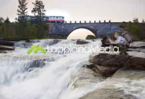 9133_Inlandsbanan_foto_Peter_Rosen_LapplandMedia_hogupplost_tryck.jpg - Fotograf | Film | Bildbyrå | Fotoresor | Souvenirer | Luleå | Abisko | Norrbotten | Lappland Media AB