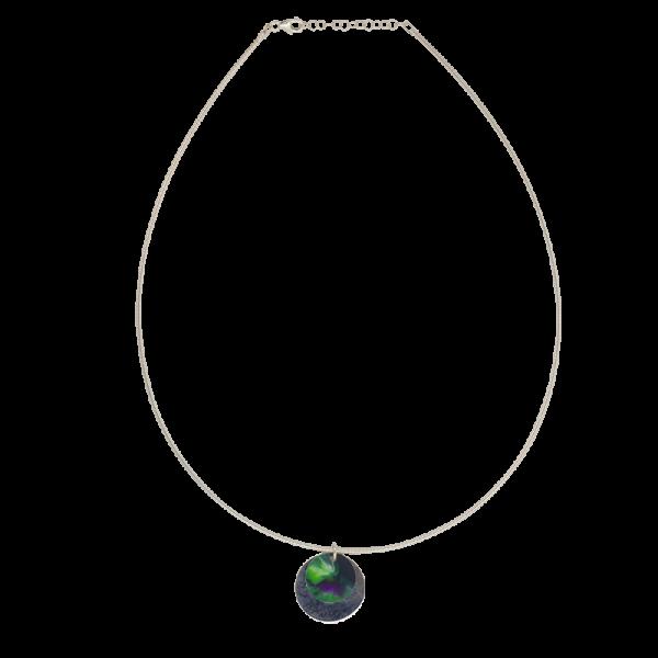 Halsband norrsken