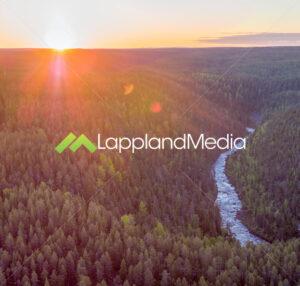 Mudds nationalpark, Laponia världsarv :Muddus National Park, Laponia world heritage site - Lappland Media