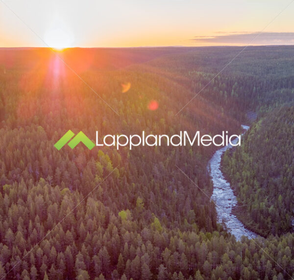 Mudds nationalpark, Laponia världsarv :Muddus National Park, Laponia world heritage site - Lappland Media